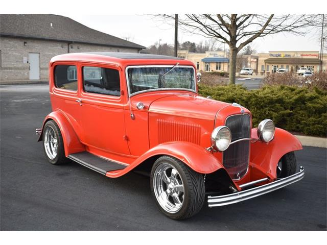 1932 Ford Sedan (CC-1308093) for sale in Elkhart, Indiana