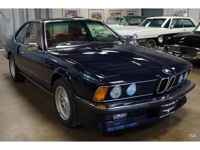 1986 BMW 635csi (CC-1308099) for sale in Chicago, Illinois