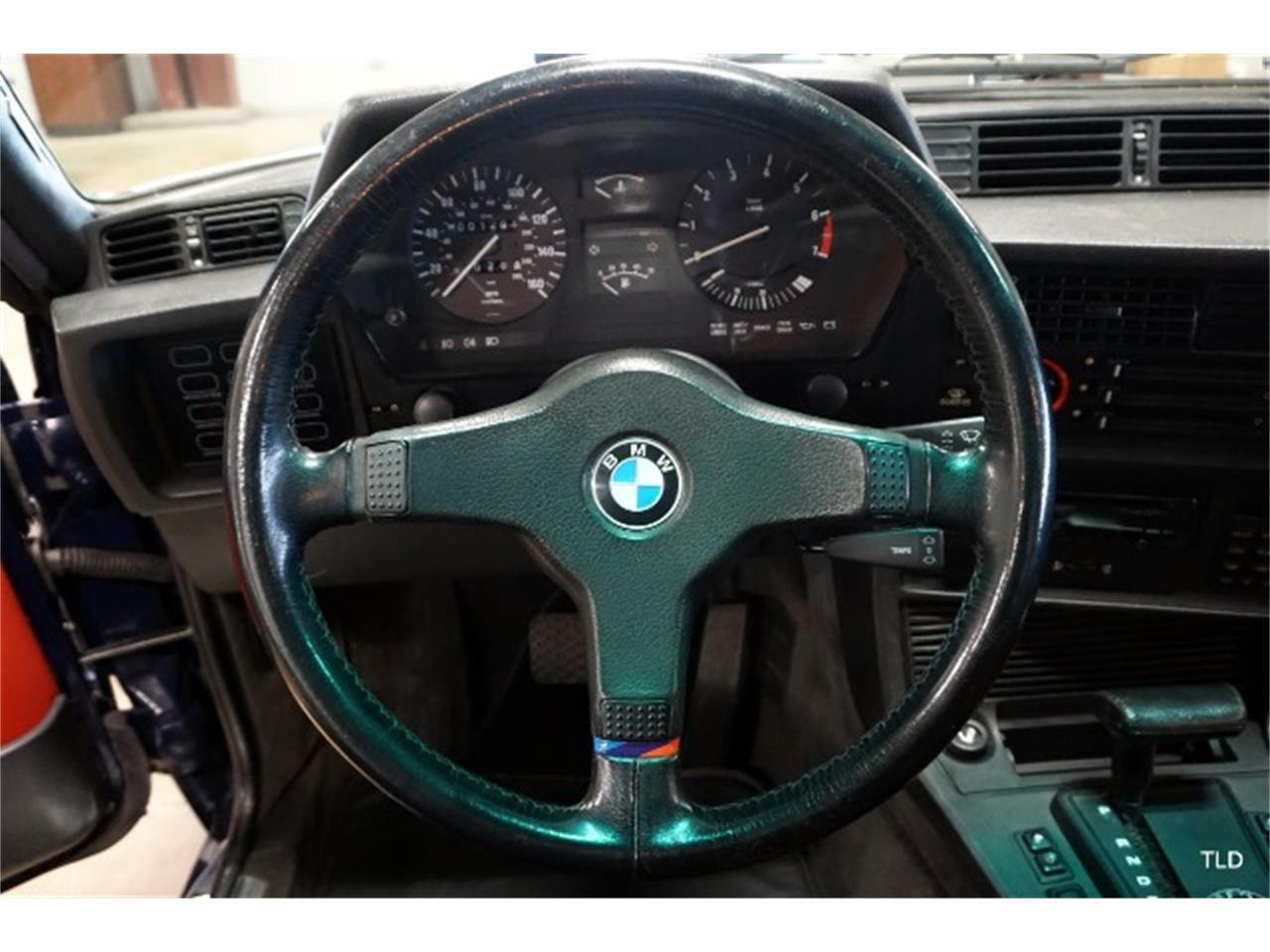 1986 BMW 635csi (CC-1308099) for sale in Chicago, Illinois