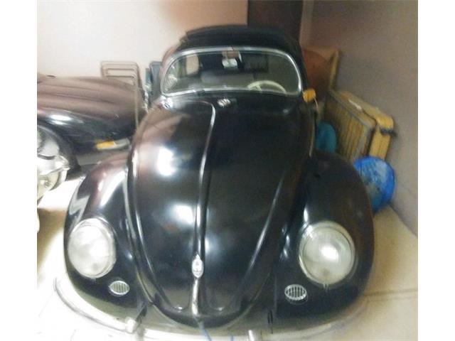 1956 Volkswagen Beetle (CC-1308107) for sale in Hanover, Massachusetts