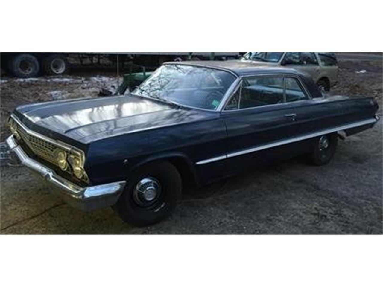 1963 Chevrolet Impala (CC-1308119) for sale in Holliston, Massachusetts