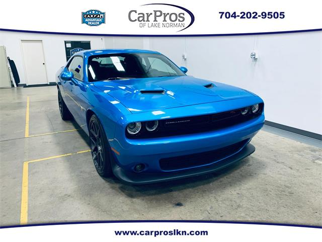2016 Dodge Challenger (CC-1308122) for sale in Mooresville, North Carolina