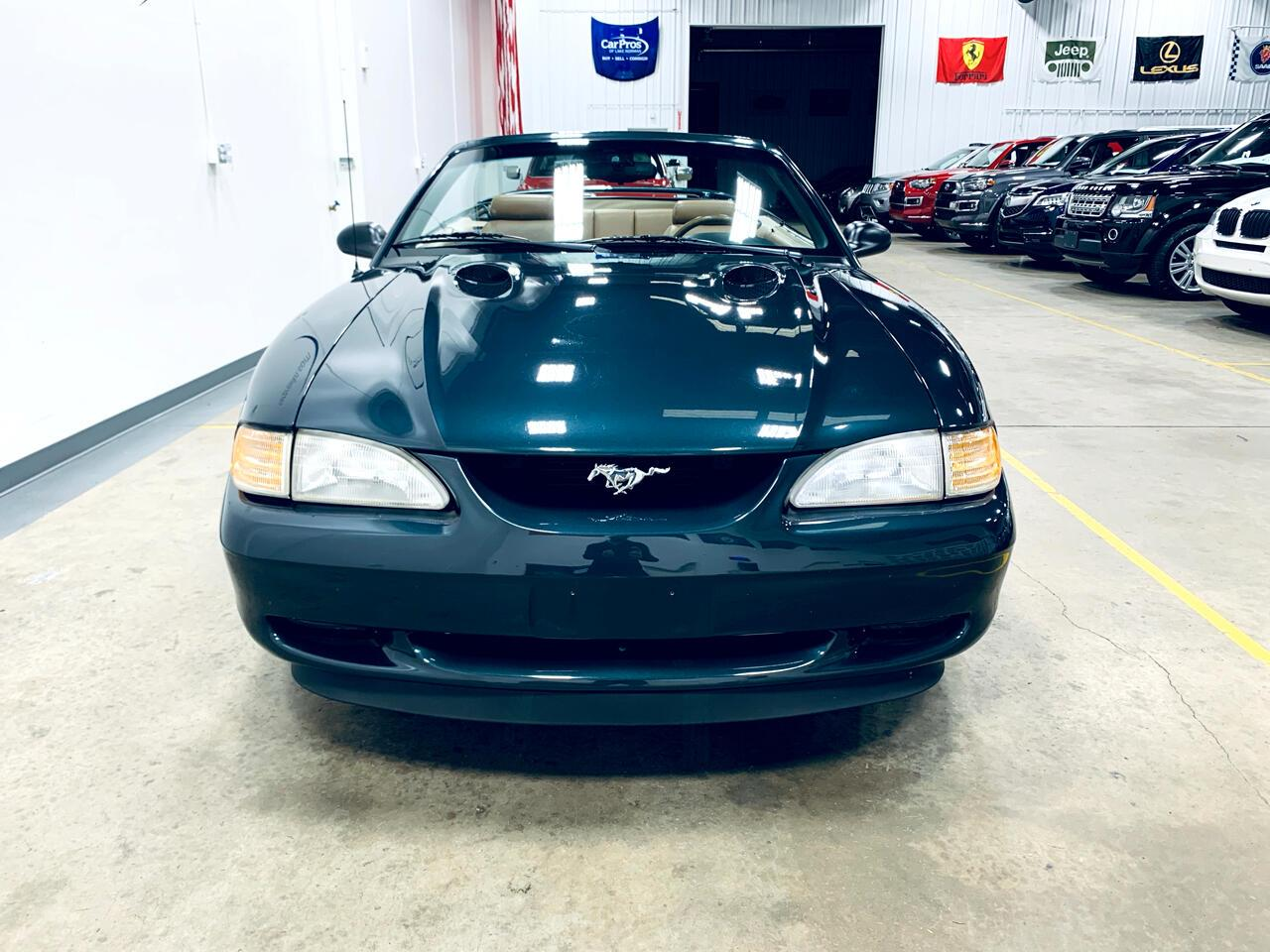 1998 Ford Mustang (CC-1308123) for sale in Mooresville, North Carolina