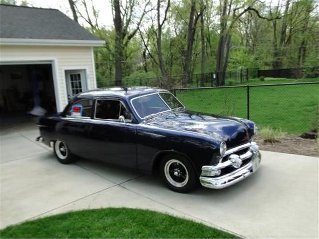 1951 Ford Custom (CC-1308132) for sale in Cadillac, Michigan