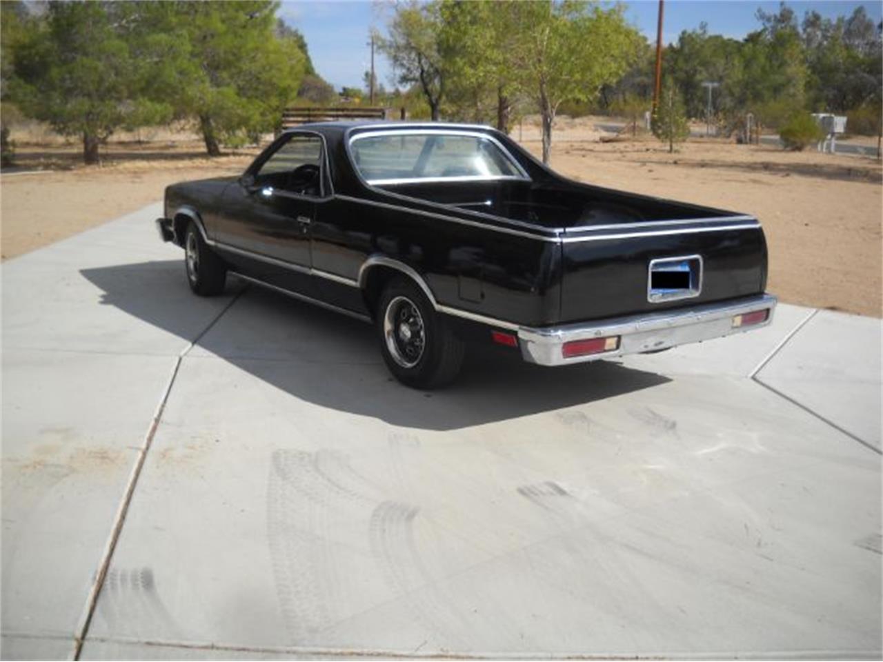 1980 Chevrolet El Camino (CC-1308133) for sale in Cadillac, Michigan