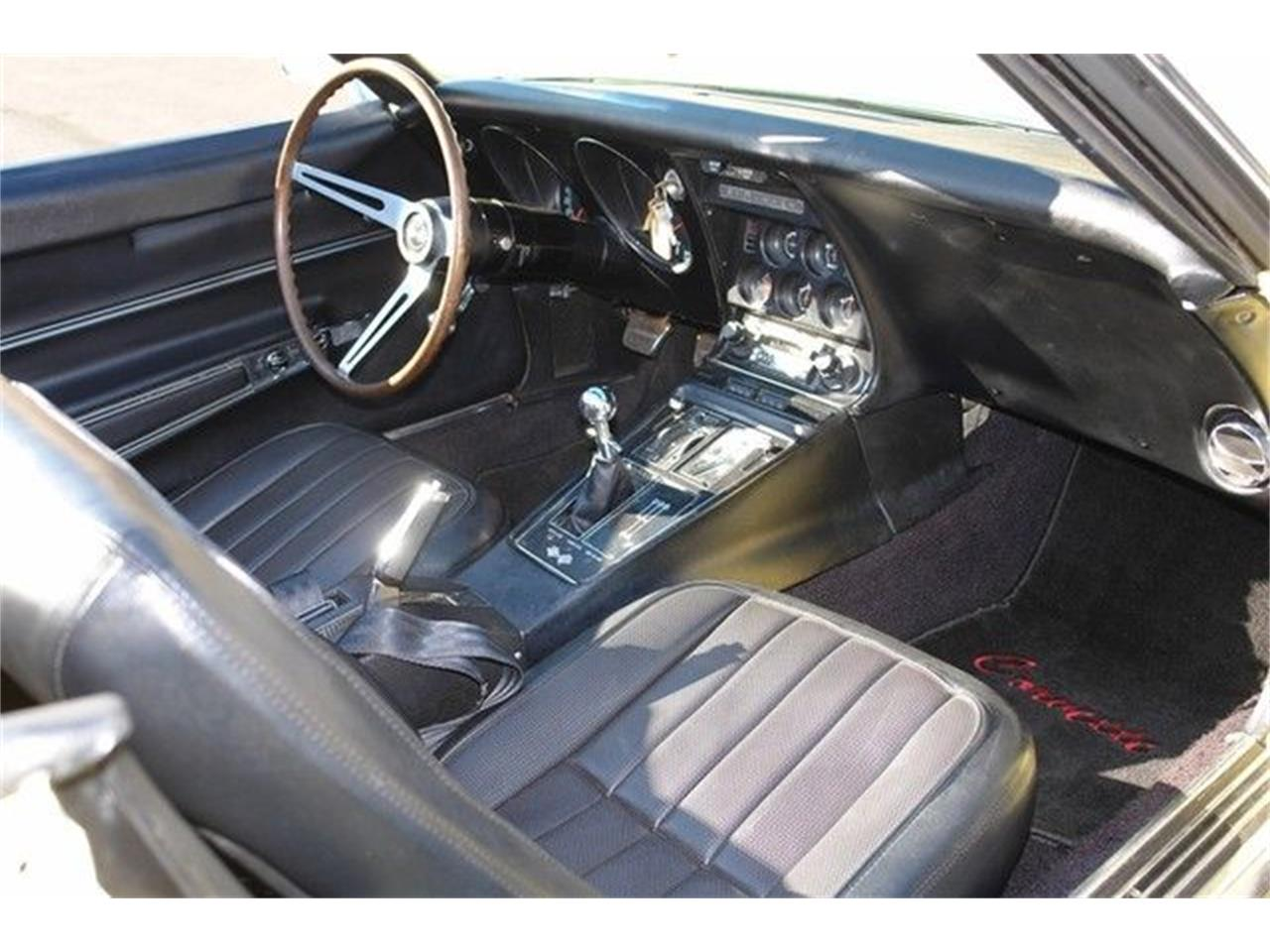 1968 Chevrolet Corvette (CC-1308134) for sale in Cadillac, Michigan