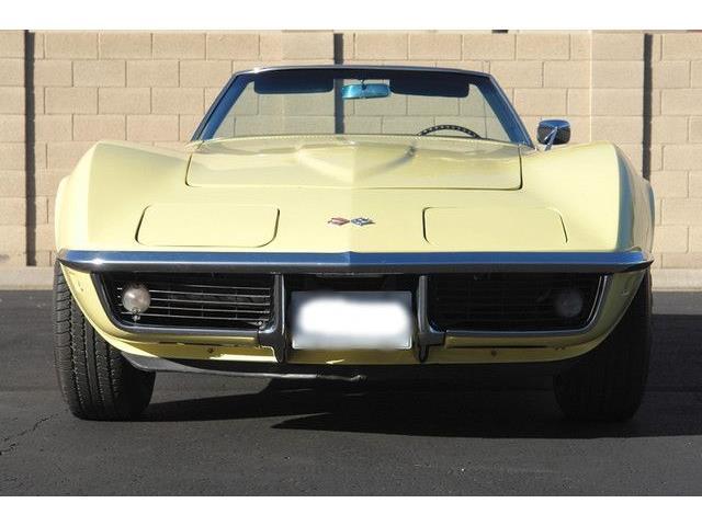 1968 Chevrolet Corvette (CC-1308134) for sale in Cadillac, Michigan