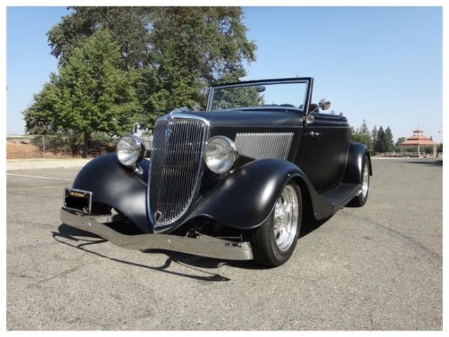 1934 Ford Cabriolet (CC-1308138) for sale in Cadillac, Michigan