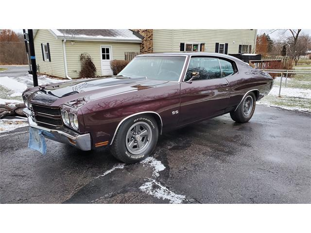 1970 Chevrolet Chevelle (CC-1308146) for sale in Elgin, Illinois