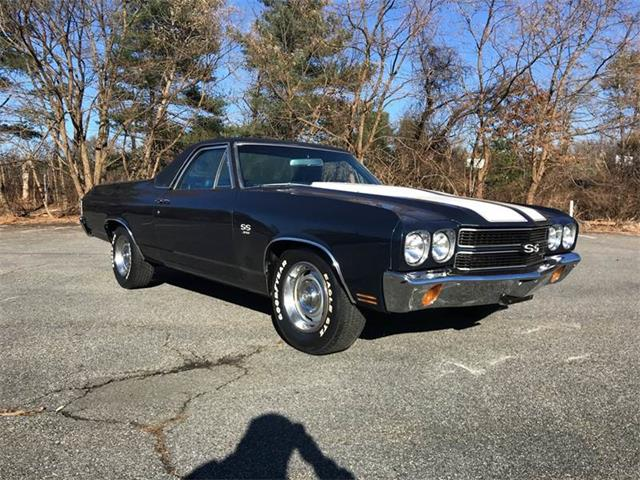 1970 Chevrolet El Camino (CC-1300815) for sale in Westford, Massachusetts