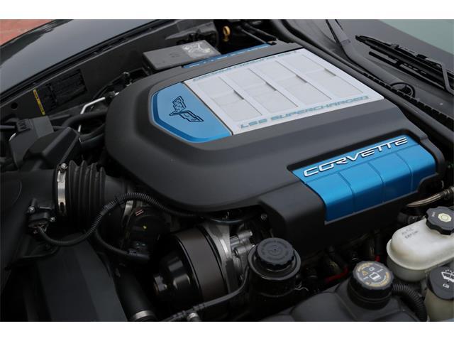 2009 Chevrolet Corvette ZR1 (CC-1308166) for sale in Conroe, Texas
