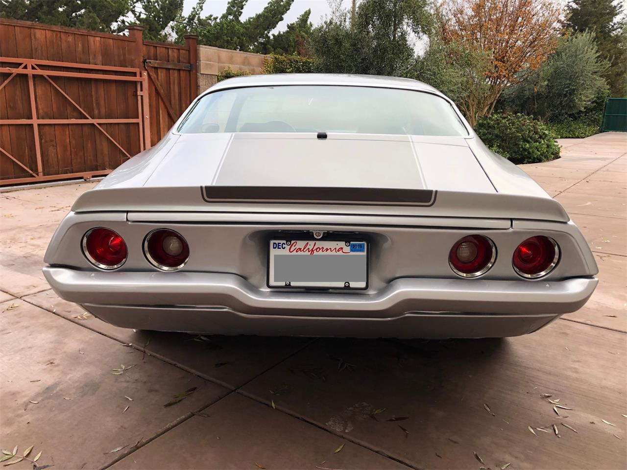 1972 Chevrolet Camaro SS (CC-1308167) for sale in Orange, California