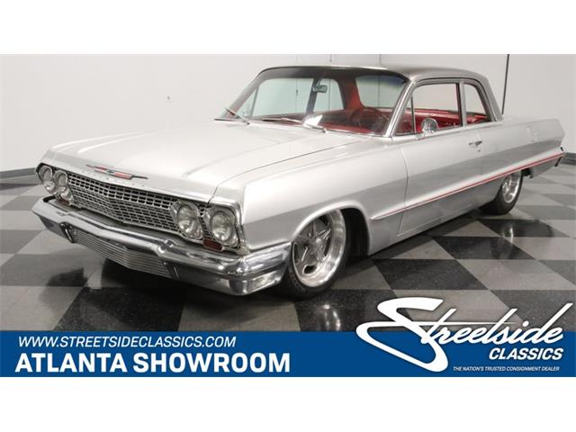 1963 Chevrolet Biscayne (CC-1308173) for sale in Lithia Springs, Georgia