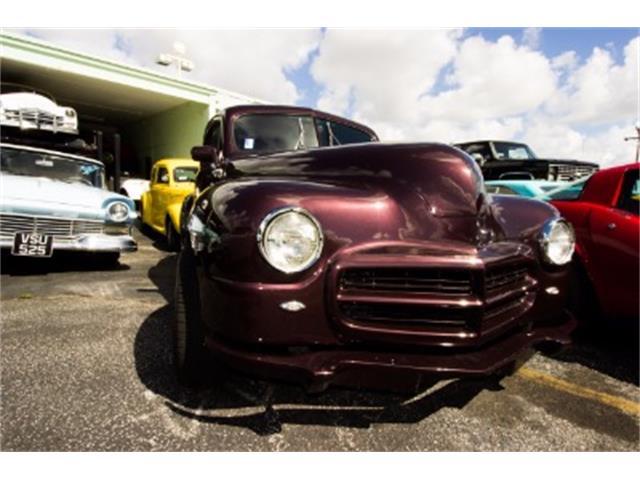 1947 Plymouth Sedan