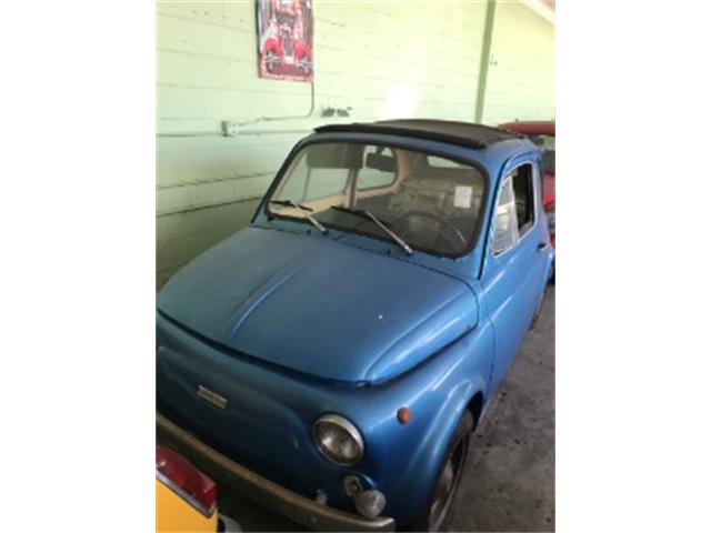 1978 Fiat 500L (CC-1308198) for sale in Miami, Florida
