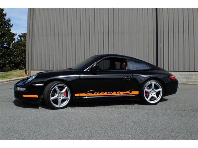2006 Porsche 911 (CC-1300082) for sale in Charlotte, North Carolina