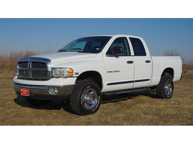 2003 Dodge Ram 2500 (CC-1308202) for sale in Clarence, Iowa