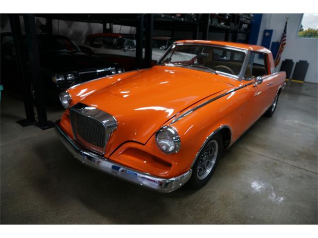 1962 Studebaker Gran Turismo (CC-1308207) for sale in Torrance, California