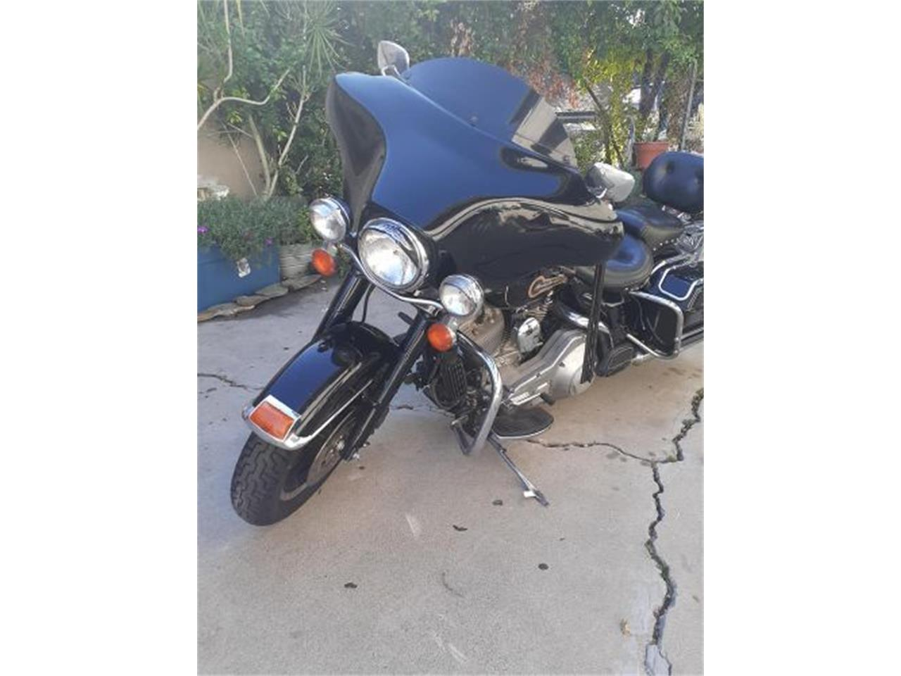 1996 Harley-Davidson Electra Glide (CC-1300822) for sale in Cadillac, Michigan