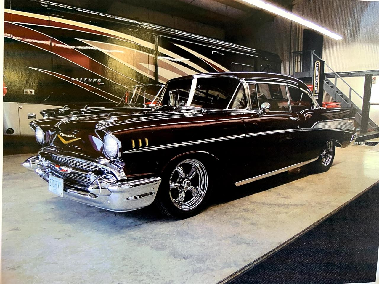 1957 Chevrolet Bel Air (CC-1308229) for sale in Woodstock, New Hampshire