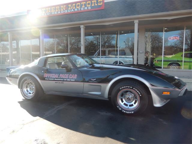 1978 Chevrolet Corvette (CC-1308235) for sale in Clarkston, Michigan