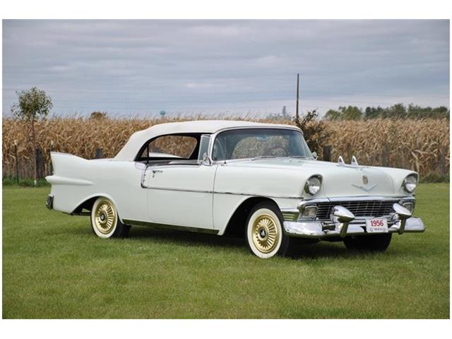 1956 Chevrolet El Morocco (CC-1308239) for sale in Newton, Iowa