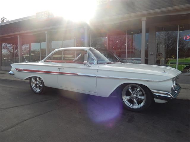 1961 Chevrolet Impala SS (CC-1308241) for sale in Clarkston, Michigan