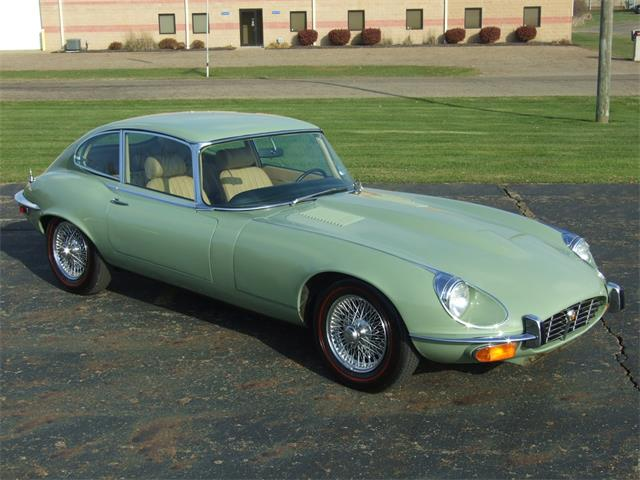 1972 Jaguar XKE Series III