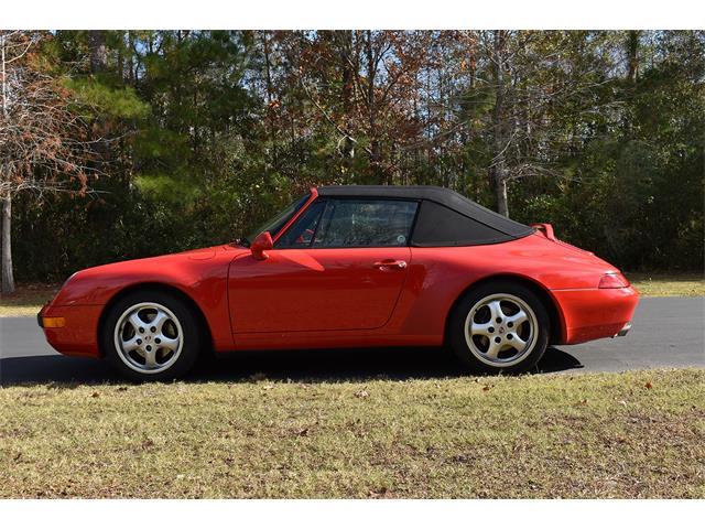 1997 Porsche 911 Carrera (CC-1308248) for sale in Murrells Inlet, South Carolina