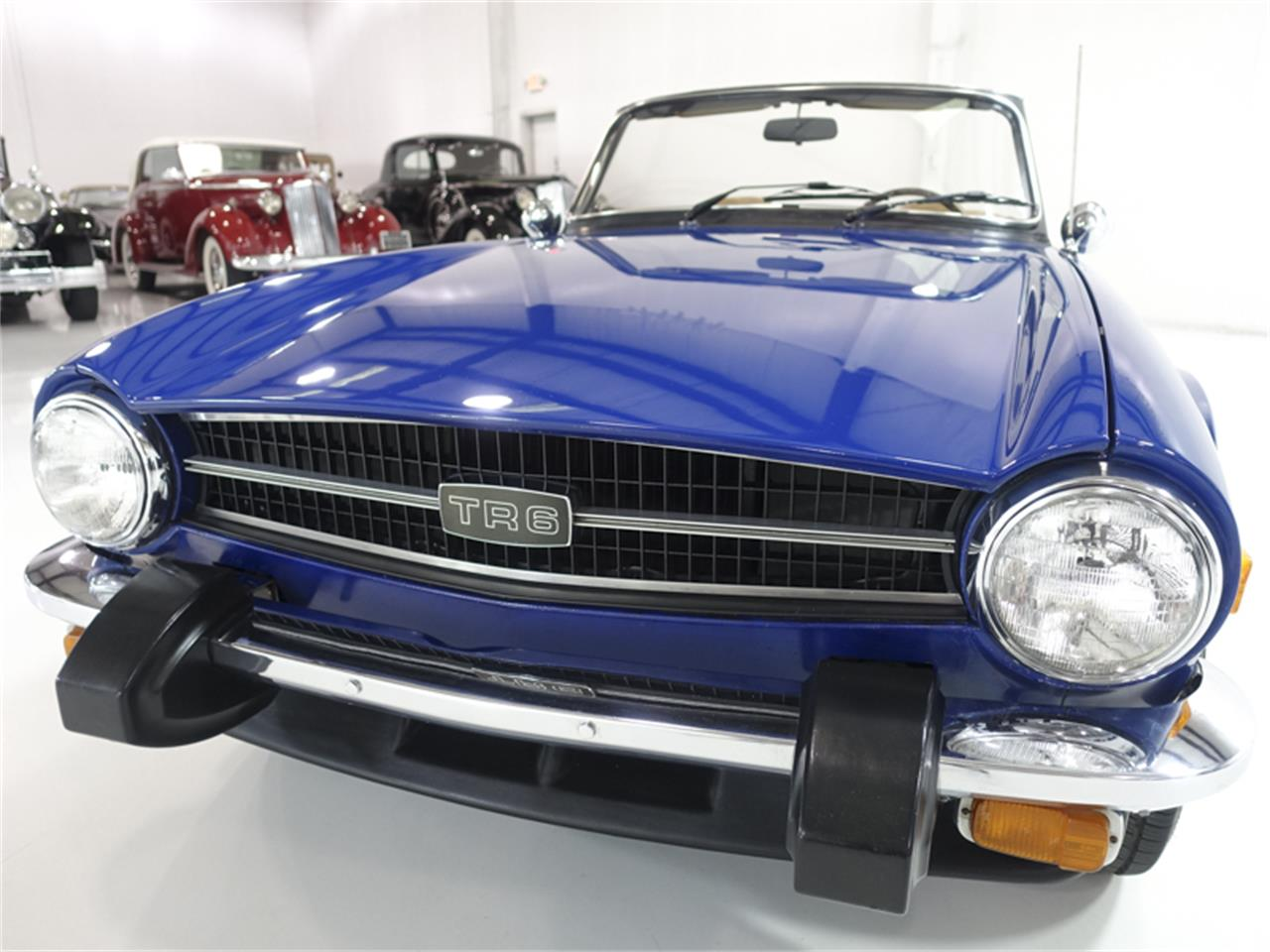 1976 Triumph TR6 (CC-1308249) for sale in Saint Louis, Missouri