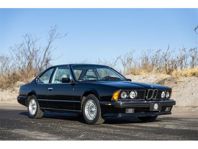 1988 BMW 635csi (CC-1308256) for sale in Stratford, Connecticut