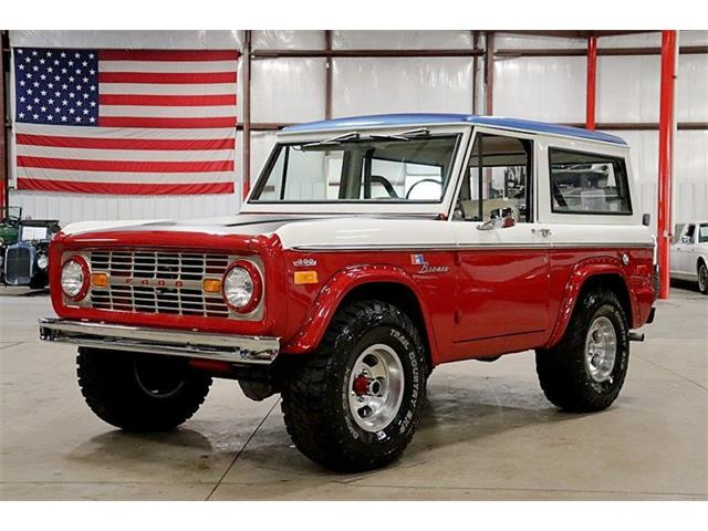 1970 Ford Bronco (CC-1308269) for sale in Kentwood, Michigan