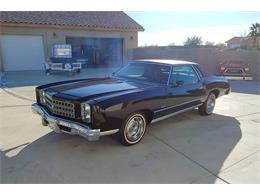 1976 Chevrolet Monte Carlo (CC-1308272) for sale in Scottsdale, Arizona