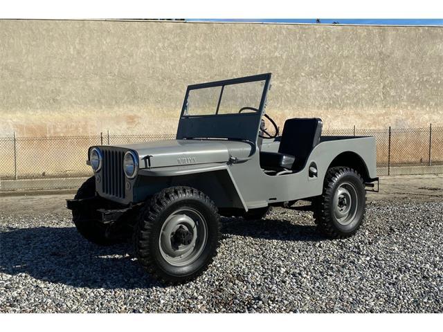 1948 Willys CJ2A (CC-1308274) for sale in Scottsdale, Arizona