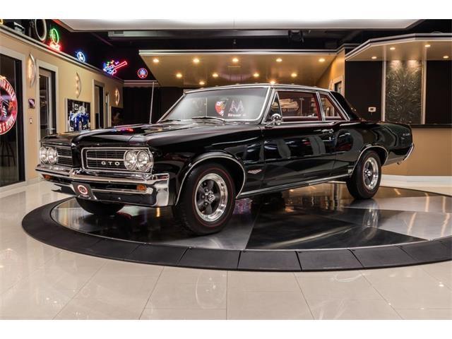 1964 Pontiac GTO (CC-1308295) for sale in Plymouth, Michigan
