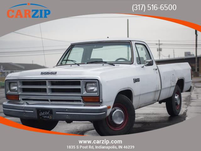 1990 Dodge Ram (CC-1300083) for sale in Indianapolis, Indiana