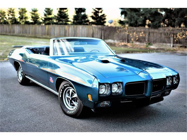 1970 Pontiac GTO (The Judge)