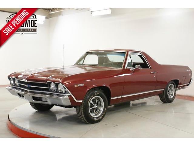 1969 Chevrolet El Camino (CC-1308316) for sale in Denver , Colorado