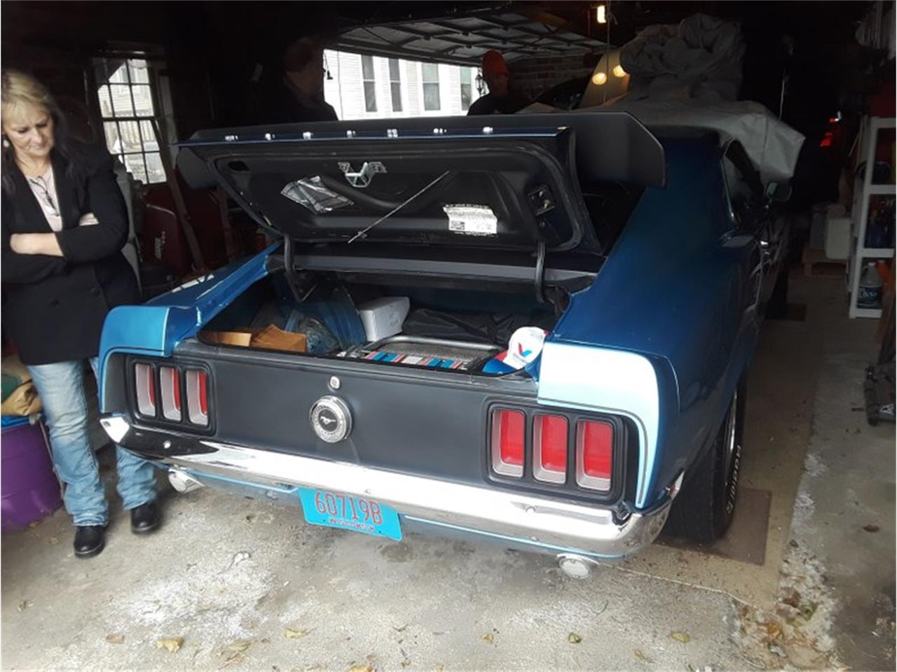 1970 Ford Mustang (CC-1308323) for sale in Volo, Illinois