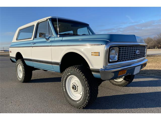 1972 Chevrolet Blazer (CC-1308327) for sale in Scottsdale, Arizona