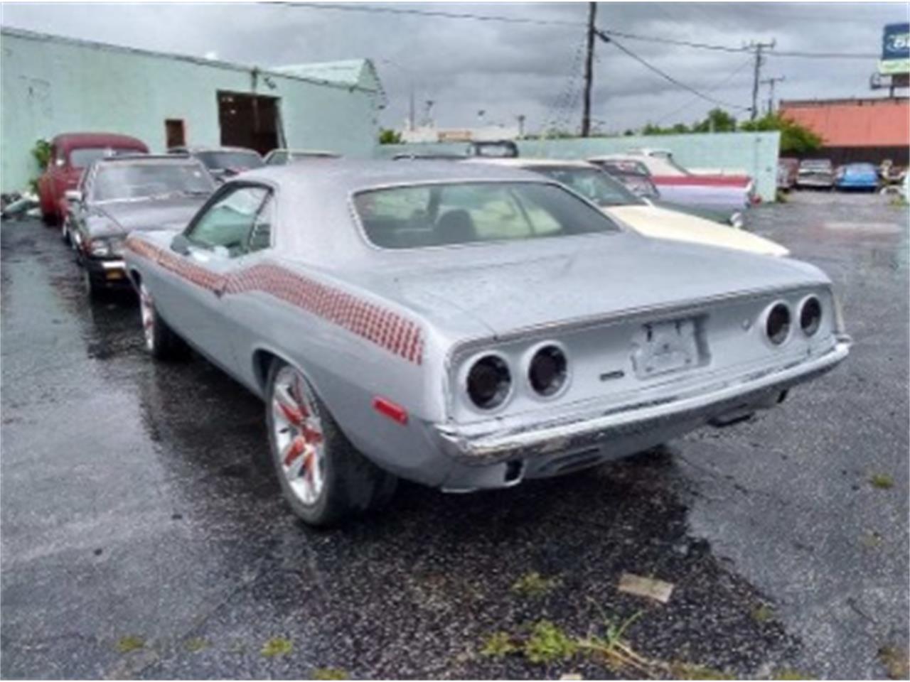 1972 Plymouth Barracuda (CC-1308363) for sale in Miami, Florida