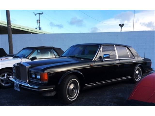 1982 Rolls-Royce Silver Spirit (CC-1308364) for sale in Miami, Florida