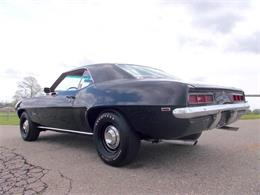 1969 Chevrolet Camaro (CC-1308396) for sale in Knightstown, Indiana