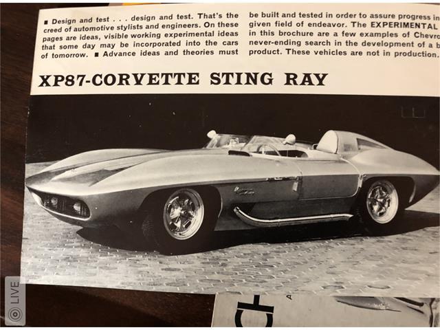 1959 Chevrolet Corvette Stingray (CC-1308406) for sale in Midlothian, Texas