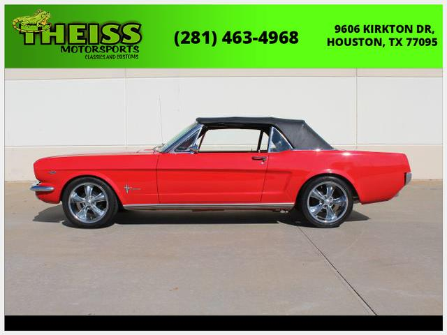 1965 Ford Mustang (CC-1308407) for sale in Houston, Texas