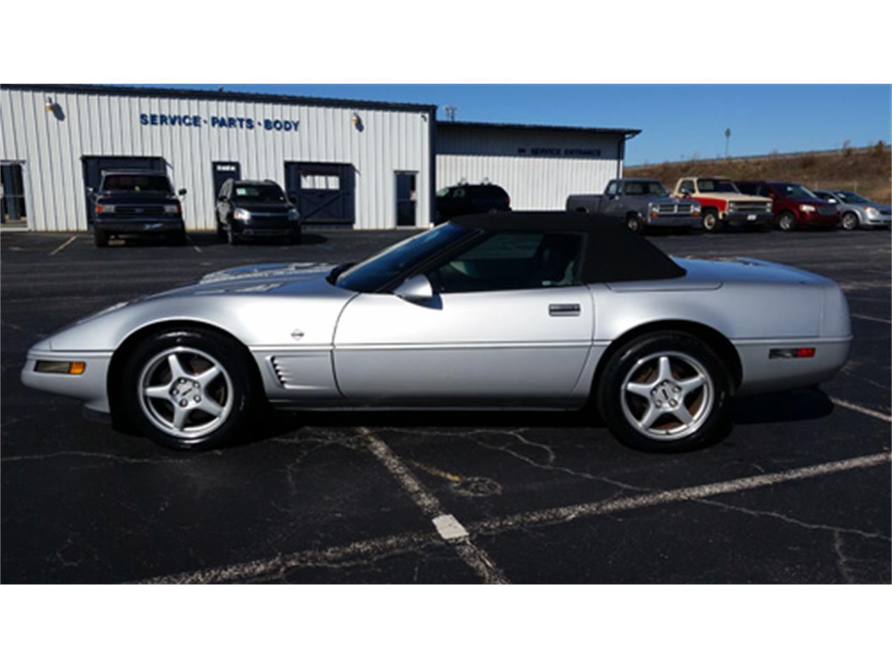 1996 Chevrolet Corvette (CC-1308414) for sale in Simpsonville, South Carolina