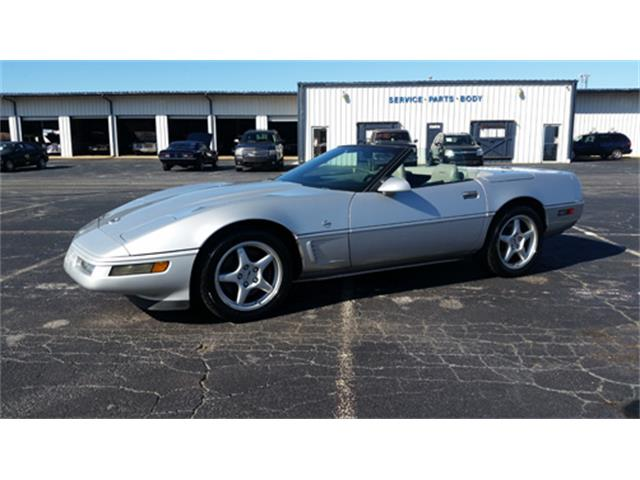 1996 Chevrolet Corvette (CC-1308414) for sale in Simpsonville, South Carolina