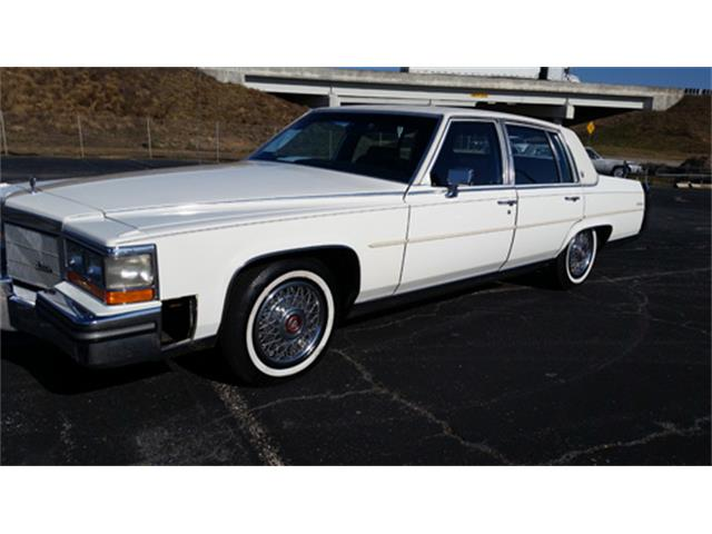 1986 Cadillac Fleetwood (CC-1308415) for sale in Simpsonville, South Carolina