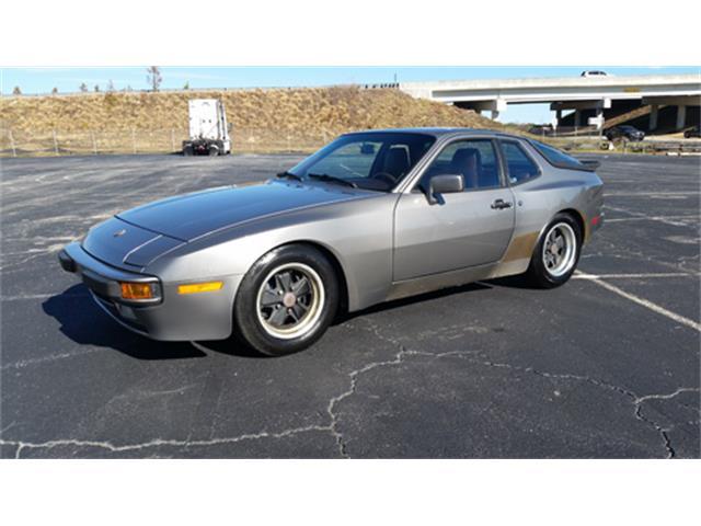 1986 Porsche 944 (CC-1308417) for sale in Simpsonville, South Carolina