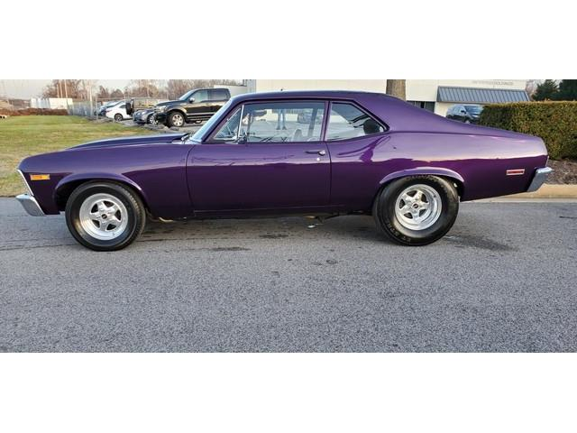 1972 Chevrolet Nova (CC-1308429) for sale in Linthicum, Maryland
